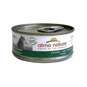 アルモネイチャー CLASSIC/HFC まぐろジェリー 70g缶 キャットフード 一般食|nekobatake