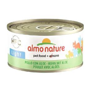 アルモネイチャー LIGHT/HFC チキンとアロエ 70g 正規品 キャットフード 一般食|nekobatake