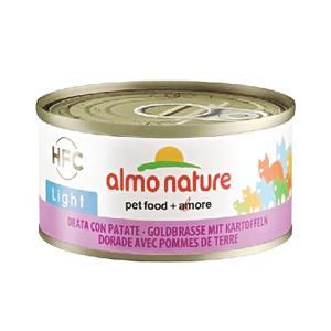 アルモネイチャー LIGHT/HFC 鯛とポテト 70g 正規品 キャットフード 一般食|nekobatake