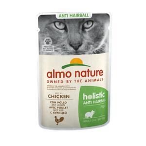 アルモネイチャー ファンクショナル アンチヘアボール チキン 70g / 猫用 総合栄養食|nekobatake