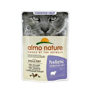 アルモネイチャー ファンクショナル センシティブ ポールトリー 70g / 猫用 総合栄養食|nekobatake