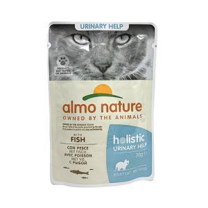 アルモネイチャー ファンクショナル ウリナリーサポート フィッシュ 70g 正規品 キャットフード 総合栄養食|nekobatake