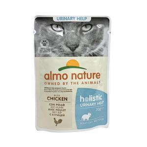 アルモネイチャー ファンクショナル ウリナリーサポート チキン 70g 正規品 キャットフード 総合栄養食|nekobatake