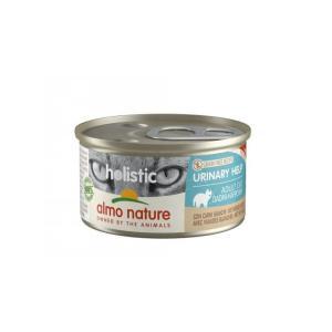 アルモネイチャー ファンクショナル 缶 ユリナリーサポート ホワイトミート 85g / 猫用缶詰 総合栄養食 泌尿器ケア|nekobatake