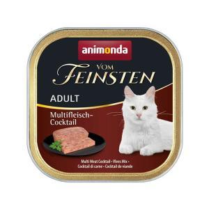 アニモンダ フォムファインステン アダルト ミートカクテル 100g / 猫用 一般食|nekobatake