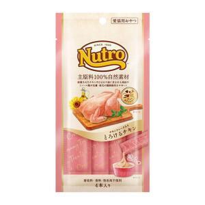 ニュートロ とろけるチキン 4本入り / 猫用おやつ Nutro|nekobatake