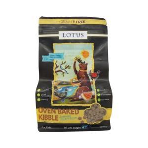 ロータス キャット チキンレシピ 400g / 猫用総合栄養食 グレインフリー|nekobatake