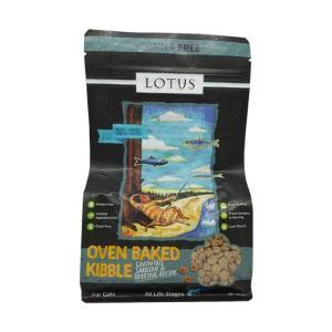 ロータス キャット フィッシュレシピ 400g / 猫用総合栄養食 グレインフリー|nekobatake
