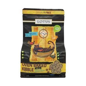 ロータス キャット ローファット チキンレシピ 400g / 猫用総合栄養食 グレインフリー|nekobatake
