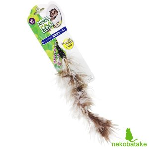 PLATZ キティーティーザーワンド 交換用 モーラー 猫用おもちゃ 猫じゃらし 釣竿式 プラッツ|nekobatake