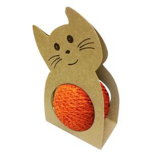 meyou THE TOYS オレンジ 猫用おもちゃ 猫じゃらし meyou モダニティ株式会社|nekobatake