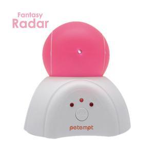 ファンタジー レーダー ピンク / 猫用玩具 電池式 nekobatake
