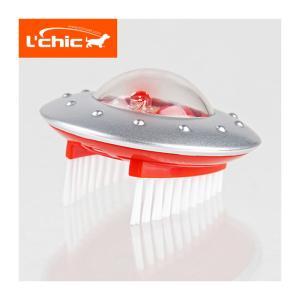 エルシック UFO クリッター / 猫用玩具 Lchic nekobatake