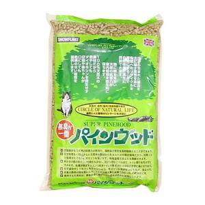 パインウッド 6L 猫砂 松材 おがくず 流せる スノコタイプのトイレ用|nekobatake