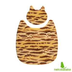 SANKO おくだけ吸着 ねっころマット トラ / 猫用マット サンコー|nekobatake