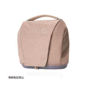 OPPO Pet Carrier muna [ミュナ] ライトブラウン nekobatake