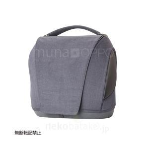 OPPO Pet Carrier muna [ミュナ] ダークグレー nekobatake