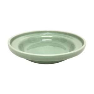 天然希土類元素含有鉱物とバイオセラミック素材の陶器で作られた猫用フードボウルです。 Mサイズ(ウェッ...