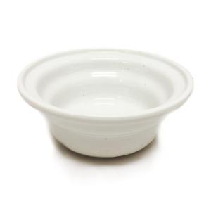ヘルスウォーターシリーズ にゃんマグ ホワイト / 猫用食器 水のみボウル オーカッツ|nekobatake