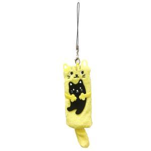 リップ・印カンケース トラねこ のあぷらす 猫雑貨 ステーショナリー|nekobatake