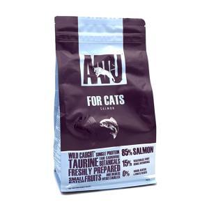アートゥー (AATU) キャット ドライ サーモン&ニシン 1kg 正規品 キャットフード 総合栄養食|nekobatake