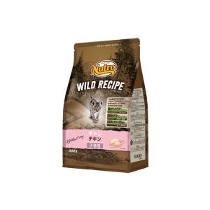 ニュートロ ワイルドレシピ キャット キトン チキン 400g キャットフード 総合栄養食|nekobatake