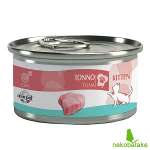 CHEF ツナ 子猫用 80g / 子猫用缶詰 一般食|nekobatake