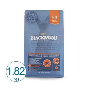 ブラックウッド インドアキャット 1.82kg / 猫用総合栄養食 nekobatake
