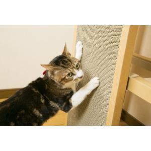 爪とぎ ニャンダフルシェルフ オプション品 / 猫用 ECO おしゃれデザイン 日本製|nekodan