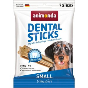NEW 最短賞味2021.4・アニモンダ 犬 デンタルスティック S 110g(1袋7本入り)82883 ANIMONDA正規品|nekokin