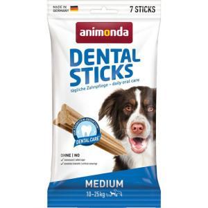 NEW 最短賞味2021.4・アニモンダ 犬 デンタルスティック M 180g(1袋7本入り)82884 ANIMONDA正規品|nekokin