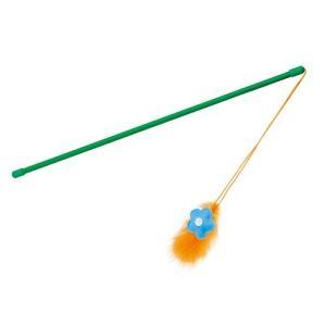 ハンター ネコじゃらし(フラワー) 45cm 猫用おもちゃ|nekokin