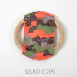メジャードッグ フリスビー ミニ 特殊繊維 犬用おもちゃ MAJORDOG|nekokin