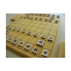 将棋セット ひば一寸盤3点セット|nekomadoshop