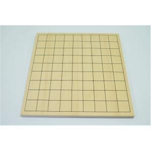 将棋盤 棋になる折れ盤2 木製|nekomadoshop