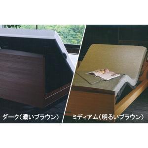 パラマウントベッド 電動ベッド マットレス付(インタイムトラスト+スマートスリープ ライト) nekoronta 02