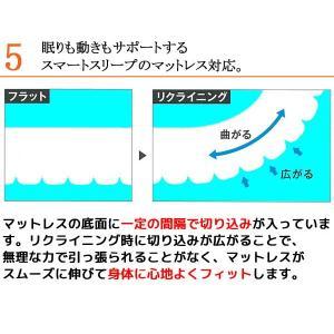 パラマウントベッド 電動ベッド マットレス付(インタイムトラスト+スマートスリープ ライト) nekoronta 05