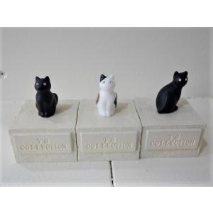 猫雑貨 小物 プチねこのリングホルダー nekote-shop