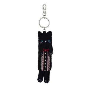 猫雑貨 小物 ポーチ 黒猫のリップケース|nekote-shop