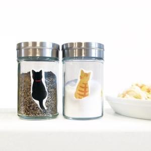 猫雑貨 キッチン雑貨 乾燥剤 猫柄シリカゲル(調味料用)|nekote-shop