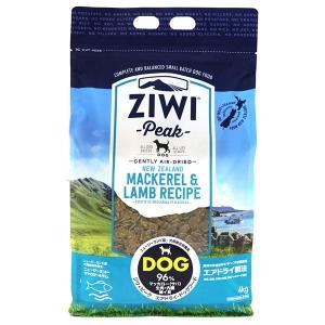 ZIWI ジウィピーク エアドライ ドッグフード NZ マッカロー&ラム 4kg/賞味期限 2020年2月|nekotsume