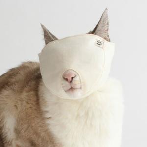 爪切り補助具 もふもふマスク 猫 マスク|nekozuki|15