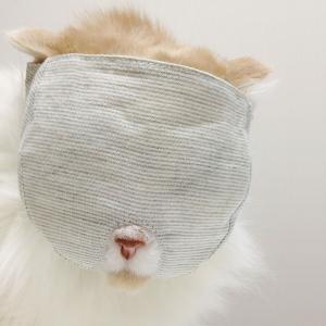 爪切り補助具 もふもふマスク 猫 マスク|nekozuki|17