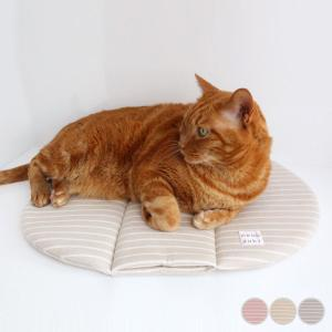 猫用マット ぽかぽかマットPOCKET OVAL