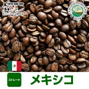 メキシコ 200g【自家焙煎コーヒー専門店 ネルソンコーヒー】|nelson