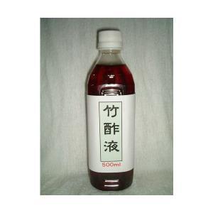 木倉吉藏の竹酢液 500ml入り 製法特許 三原ブランド認定商品|nemuriestore