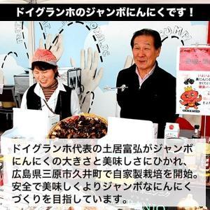 ジャンボにんにく 熟成 黒にんにく S・Mバラシ片袋 150g 三原市 広島 ドイグランホ|nemuriestore|04