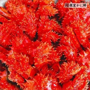 若花咲蟹 1.2kg前後 (かに カニ 蟹 送料無料)|nemurokanisen|03