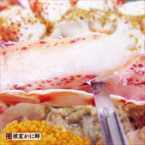 若花咲蟹(オス) 1.7kg前後 (かに カニ 蟹)|nemurokanisen|04