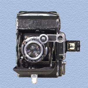【ビンテージカメラ】ツァイス・イコン6×4.5判 大幅値下げ特価ご提供!!